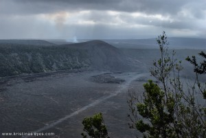 Valcano Crater