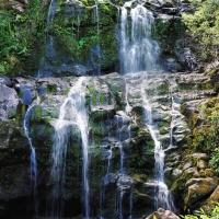 Kohala Waterfalls - Portrait